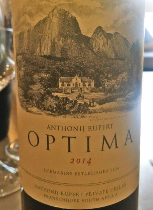 Cantina Anthonij Rupert Wine Tasting