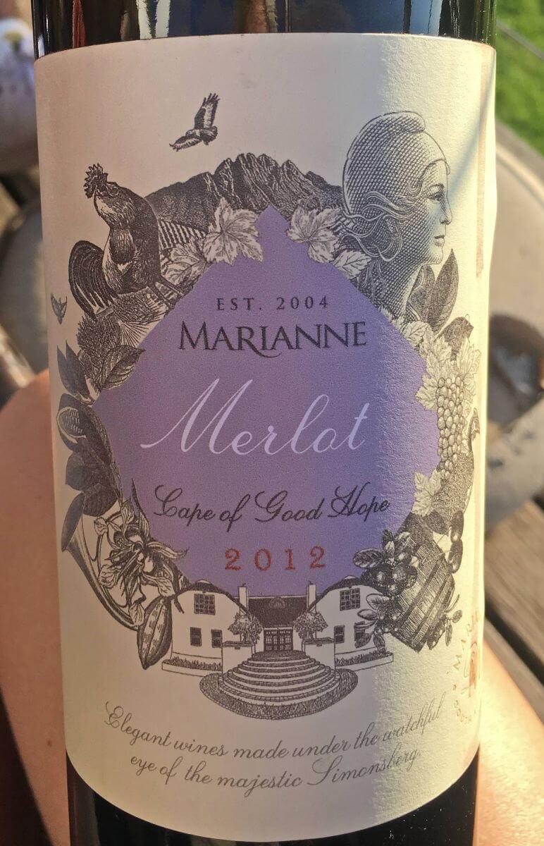 marianne estate wine tasting