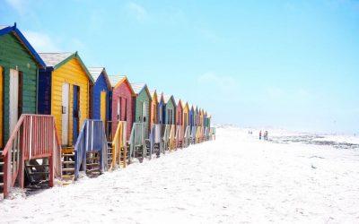 Muizenberg Beach: Surf e molto altro