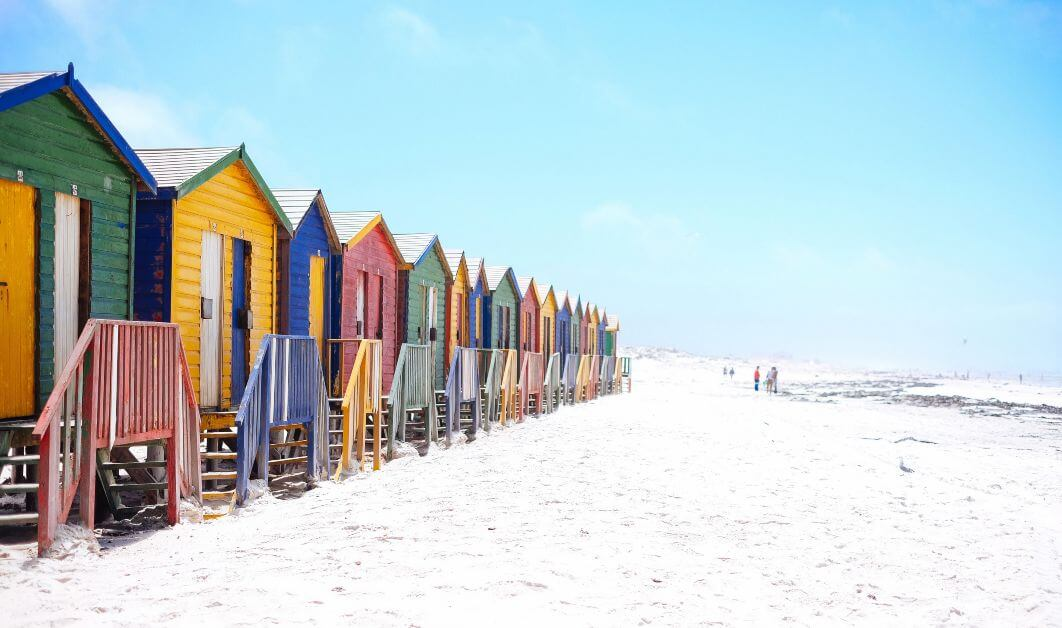 spiagge a cape town da vedere