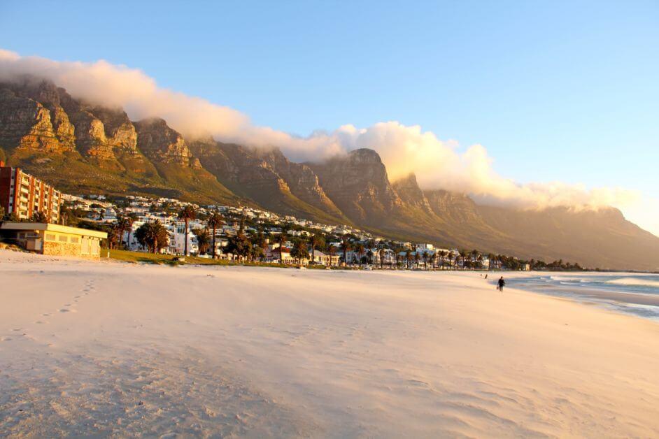 11 spiaggie a cape town da vedere
