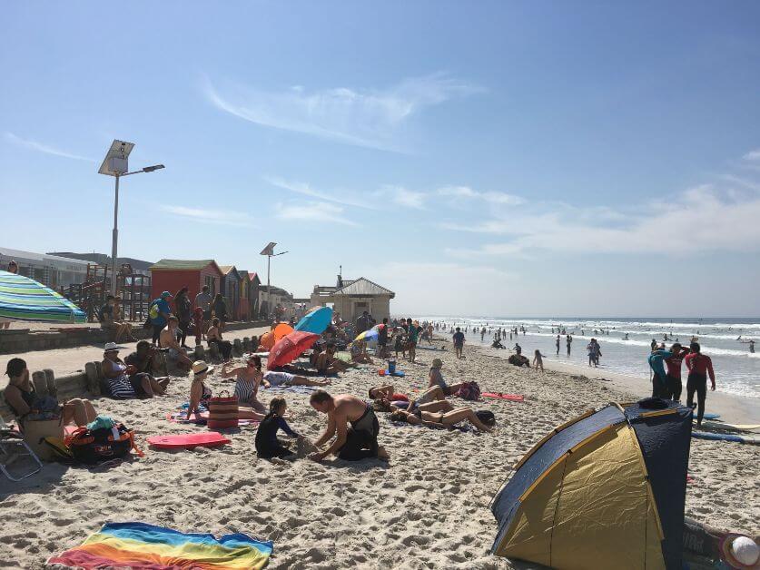 muizenberg beach spiagge a cape town da vedere