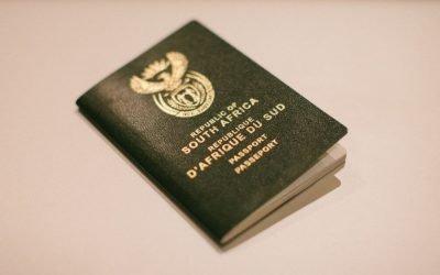 Visto per la vendemmia in Sud Africa